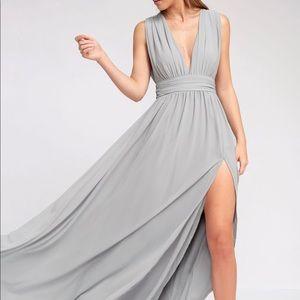 Lulu's Heavenly Hues prom dress
